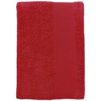 Dom Kopalniške brisače in rokavice za umivanje Sols BAYSIDE 100 Rojo Rojo