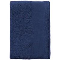 Dom Kopalniške brisače in rokavice za umivanje Sols BAYSIDE 50 French Marino Azul