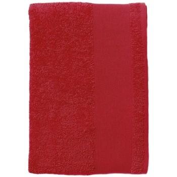 Dom Kopalniške brisače in rokavice za umivanje Sols BAYSIDE 50 Rojo Rojo