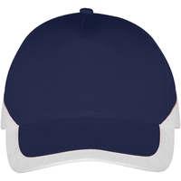 Tekstilni dodatki Kape s šiltom Sols BOOSTER Marino Azul