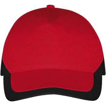 Tekstilni dodatki Kape s šiltom Sols BOOSTER Rojo Negro Rojo