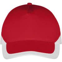 Tekstilni dodatki Kape s šiltom Sols BOOSTER Rojo Blanco Rojo