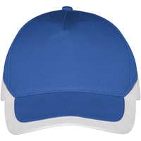 Tekstilni dodatki Kape s šiltom Sols BOOSTER Azul Royal Blanco Azul