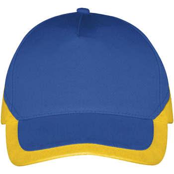 Tekstilni dodatki Kape s šiltom Sols BOOSTER Azul Royal Amarillo Azul