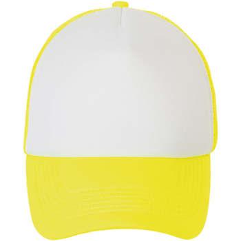 Tekstilni dodatki Kape Sols BUBBLE Blanco Amarillo Neon Amarillo