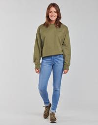 Oblačila Ženske Jeans skinny Levi's 711 SKINNY Modra