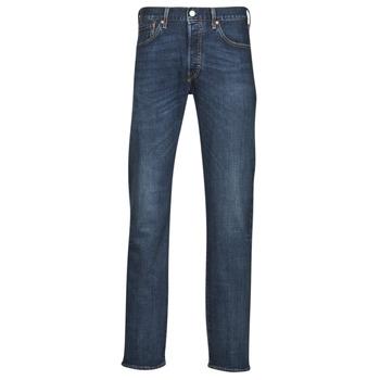 Oblačila Moški Jeans straight Levi's 501 LEVI'S ORIGINAL Modra