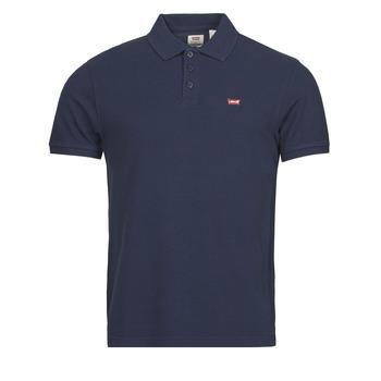 Oblačila Moški Polo majice kratki rokavi Levi's NEW LEVIS HM POLO Modra