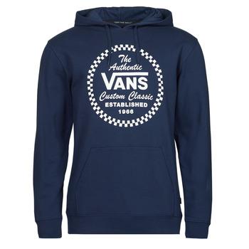 Oblačila Moški Puloverji Vans ATHLETIC PO Modra