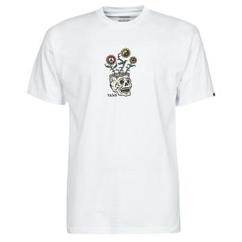 Oblačila Moški Majice s kratkimi rokavi Vans SPROUTING SS Bela