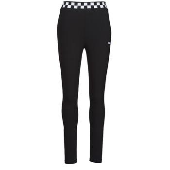 Oblačila Ženske Pajkice Vans CHECKMATE LEGGING Črna