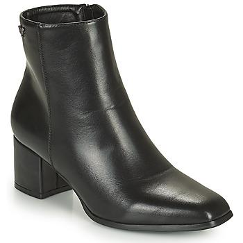 Čevlji  Ženske Gležnjarji Les Petites Bombes CARINE Črna