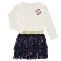 Oblačila Deklice Kratke obleke Billieblush POLINA Bela