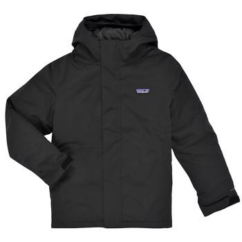 Oblačila Dečki Puhovke Patagonia EVERYDAY READY JACKET Črna