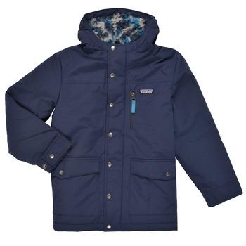 Oblačila Dečki Puhovke Patagonia INFURNO JACKET Modra