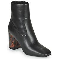 Čevlji  Ženske Gležnjarji MICHAEL Michael Kors MARCELLA Črna
