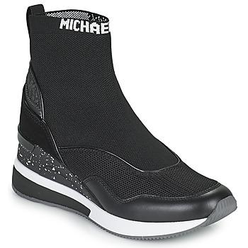 Čevlji  Ženske Visoke superge MICHAEL Michael Kors SWIFT Črna