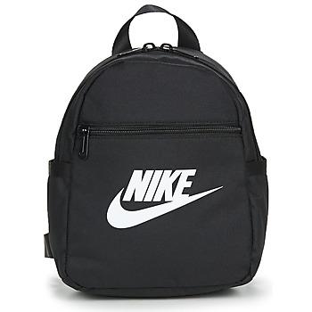 Torbice Nahrbtniki Nike NIKE SPORTSWEAR Črna / Bela