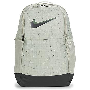Torbice Nahrbtniki Nike NIKE BRASILIA Siva / Črna