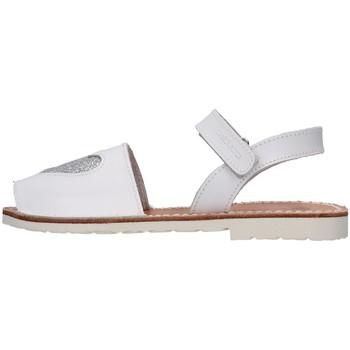 Čevlji  Deklice Sandali & Odprti čevlji Balducci BALE1906 WHITE