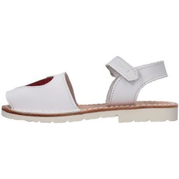 Čevlji  Deklice Sandali & Odprti čevlji Balducci CITA4450 WHITE