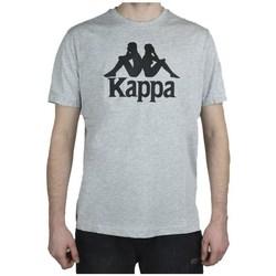 Oblačila Moški Majice s kratkimi rokavi Kappa Caspar Siva