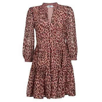 Oblačila Ženske Kratke obleke Liu Jo WF1019 Kostanjeva