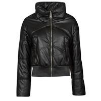 Oblačila Ženske Puhovke Liu Jo WF1270 Črna