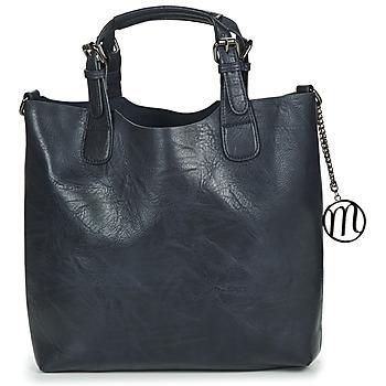 Torbice Ženske Ročne torbice Moony Mood PAPE Modra
