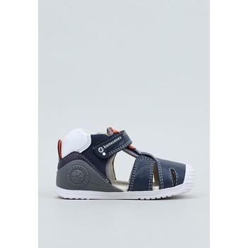Čevlji  Dečki Sandali & Odprti čevlji Biomecanics  Modra