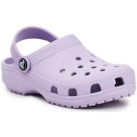 Čevlji  Otroci Cokli Crocs Classic Clog K Vijolična