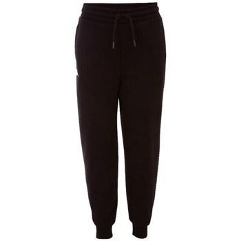 Oblačila Ženske Spodnji deli trenirke  Kappa Inama Sweat Pants Črna