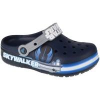 Čevlji  Otroci Čevlji za v vodo Crocs Fun Lab Luke Skywalker Lights K Clog Mornarsko modra