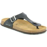 Čevlji  Moški Japonke Grunland CB3014 Črna