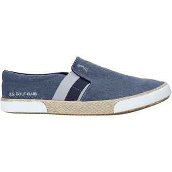 Čevlji  Moški Slips on U.s. Golf S20-SUS101 Modra