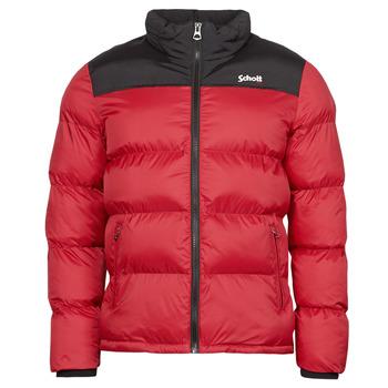 Oblačila Puhovke Schott UTAH Rdeča