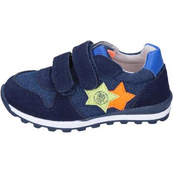 Čevlji  Dečki Nizke superge Enrico Coveri Superge BJ974 Modra