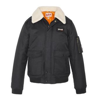 Oblačila Dečki Jakne Schott AIRWAY Črna