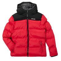 Oblačila Otroci Puhovke Schott UTAH 2 Rdeča