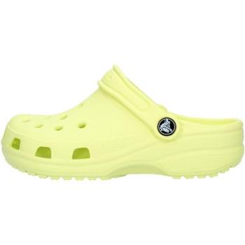 Čevlji  Dečki Cokli Crocs 204536 Lime green