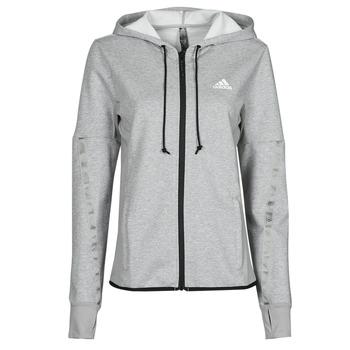 Oblačila Ženske Športne jope in jakne adidas Performance METRED Bruyère / Siva