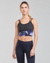 Oblačila Ženske Športni nedrčki adidas Performance WUFORU Črna