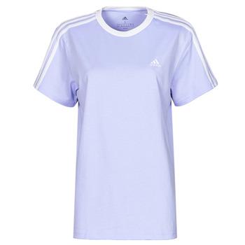 Oblačila Ženske Majice s kratkimi rokavi adidas Performance WESBEF Vijolična
