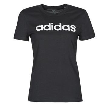 Oblačila Ženske Majice s kratkimi rokavi adidas Performance WELINT Črna