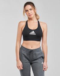 Oblačila Ženske Športni nedrčki adidas Performance DESTASK Črna