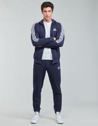 Oblačila Moški Trenirka komplet adidas Performance M 3S FT TT TS Inkoust / Légende