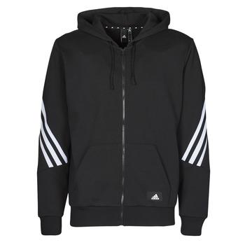 Oblačila Moški Športne jope in jakne adidas Performance M FI 3S FZ Črna