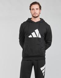 Oblačila Moški Puloverji adidas Performance M FI 3B HOODIE Črna