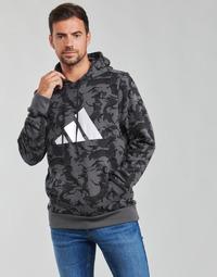 Oblačila Moški Puloverji adidas Performance M FI CAMO HOODY Večbarvna