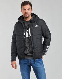 Oblačila Moški Puhovke adidas Performance ITAVIC L HO JKT Črna